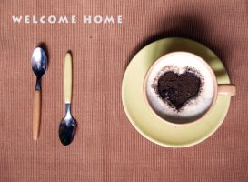 Welcome Home by Roux-m