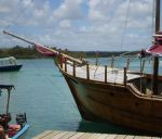 Mauritian Ship 1 by vamprys-stock
