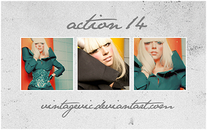 Action 14 by vintagevic