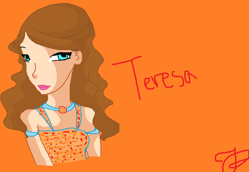 Teresa Prom by dianaolympia77