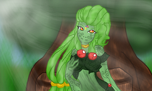 RotG o.c Mother Earh by TheUltimateFangirlXD