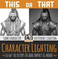 Character Lighting by ClintCearley