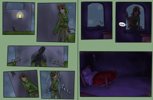 We 3 Kings pages 133-134 by ShadowCatGamer