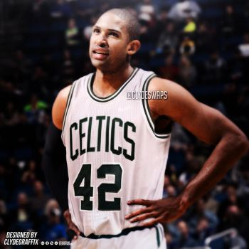 Al Horford to the Celtics | Jersey Swap by ClydeGraffix