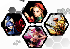Ultra Street Fighter IV by WE4PONX