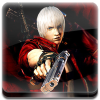 Dante DMC3 Dock Icon by Carudo