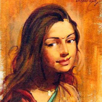 ideal indian lady by sanjay14