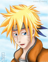 Naruto by ArgentYue