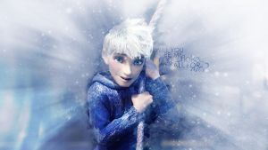 Jack Frost Wallpaper by EvilMeRc8