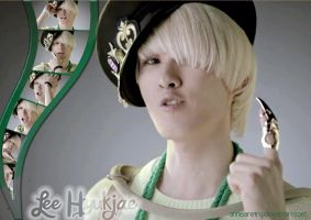 Mr Simple Eunhyuk by annisaretry