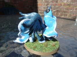 My Little Pony Princess Luna Sculpture more pics by dashingrainbow2012