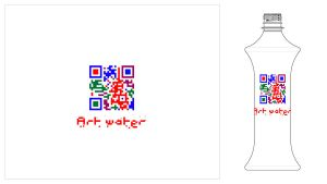 Art Water QR by chedoy