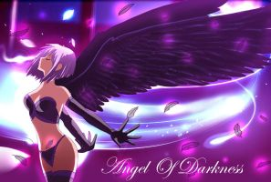 Angel of Darkness by AngelofHapiness