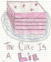 The Cake... by Mudfire4