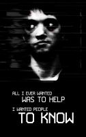 Marble Hornets - All I ever wanted by HeliumLoaded94