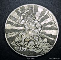Zeus Hobo Nickel Finished by shaun750
