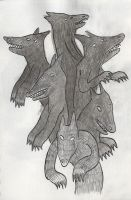 The Pack by Teagle