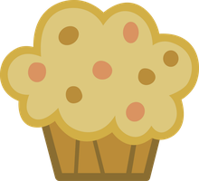 muffin vector by d2xa