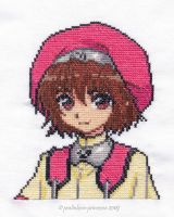Cisqua in cross stitch by pralinkova-princezna