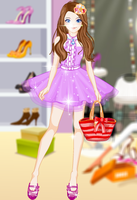 Fashion Buyer Dress up Game by willbeyou