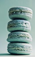 Macarons Bubble Gum 3/3 by ClaraLG