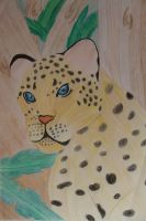 Cheetah * finished* by MSDrawing