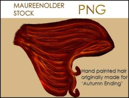 STOCK PNG the Onion hair by MaureenOlder