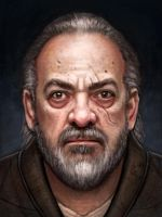 RPG Portrait 2 by adam-brown