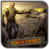 Guns And Zombies by PirateMartin