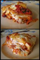 Lasagne (+ przepis) by Bokor