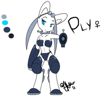 .: Ply's New Design :. by Nayobe