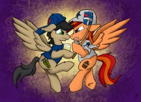 Sports Rivalries by Johansrobot