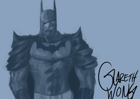 Thomas Wayne Batman by AlbinoRice