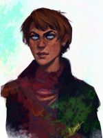 Queenie by Pheberoni