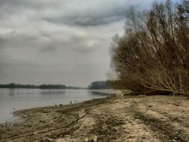 Danube riverside by Noncsi28
