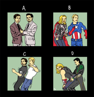 The Avengers by ttx6666