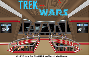 Trek Wars the next violation by Goanimator