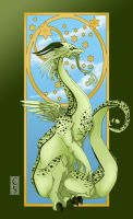 GreenDragon by Mythka