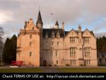 Brodie Castle 1 by syccas-stock