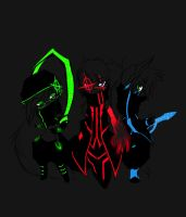 The Defectors by kaizer33226