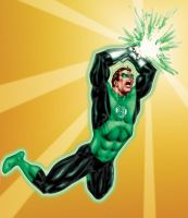Green Lantern by smittyd