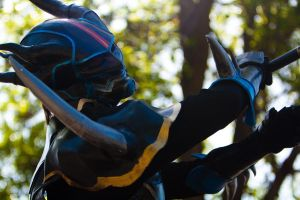 FF Dissidia - 1 by BertLePhoto