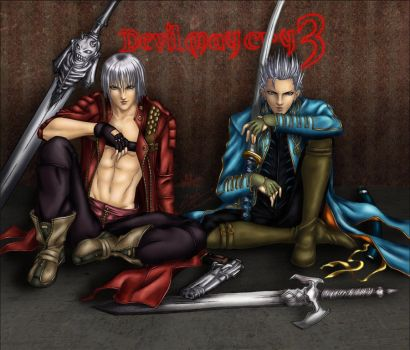 Devil May Cry by alexasrosa