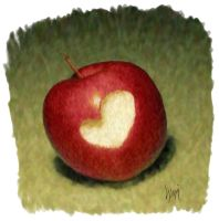 Apple by shlomile