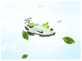 Nike Nature by Ceruleano