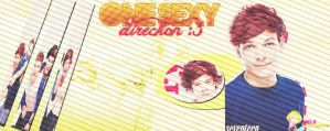 Portada de One Direction by Melody478