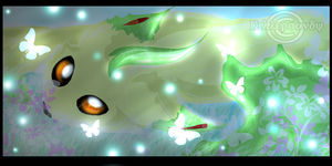 .: Leafeon :. by KillerSandy