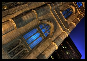 Montreal at Night 7 by Pathethic