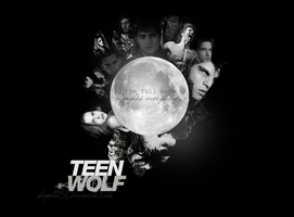 Teen Wolf Wallpaper by kayelle89