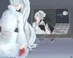 RWBY--Tell Me Something by SAmaryllis